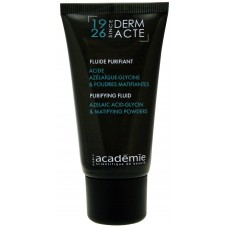 Tisztító fluid - Purifying Fluid - Derm Acte SAI - Academie - 50 ml