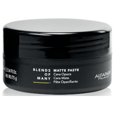 Illessze be matt haj férfiak közepes - Matte Paste - Blends of Many - Alfaparf - 75 ml