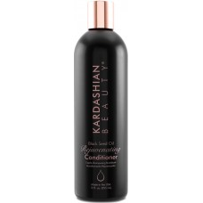 Hidratáló balzsam száraz hajra - Rejuvenating Conditioner - Black Seed Oil - Kardashian Beauty - 355 ml