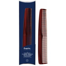 Comb duo férfi - Classic Travel Dual Comb - Esquire Grooming