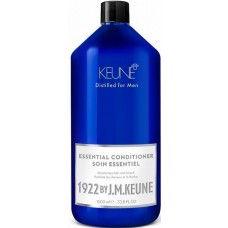 Hidratáló balzsam férfiaknak - Essential Conditioner - Distilled for Men - Keune - 1000 ml