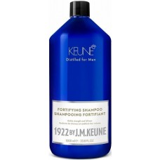 Sampon, erősítő sampon - Fortifying Shampoo - Distilled for Men - Keune - 1000 ml
