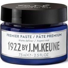 Tészta erős rögzítés - Premier Paste - Distilled for Men - Keune - 75 ml