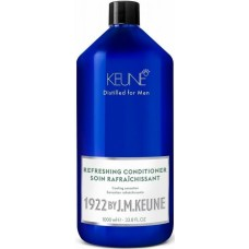 Balzsam egy frissítő menta a férfiak - Refreshing Conditioner - Distilled for Men - Keune - 1000 ml