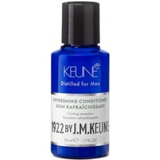 Frissítő balzsam - Refreshing Conditioner - Distilled for Men - Keune - 50 ml