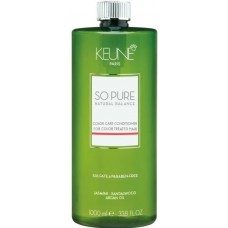 Légkondicionáló, a színes haj - Color Care Conditioner - So Pure - Keune - 1000 ml