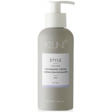 Haj krém kötet - Thickening Cream - Style - Keune - 200 ml