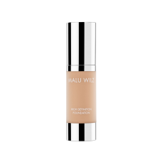 Alapítvány, selymes pigmentek HD - 04 - High Definition Foundation - Malu Wilz - 30 ml