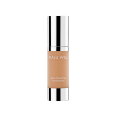 Alapítvány, selymes pigmentek HD - 08 - High Definition Foundation - Malu Wilz - 30 ml