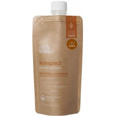 A balzsam, hogy sima a haj keratin - Smoothing Conditioner - K-Respect - Milk Shake - 250 ml