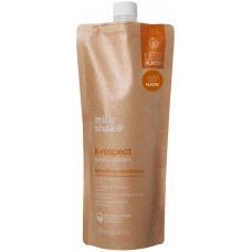 A balzsam, hogy sima a haj keratin - Smoothing Conditioner - K-Respect - Milk Shake - 750 ml
