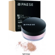 Fixáló púder (matt hatás) - High Definition Loose Powder - Paese - 15 gr - Nr. 01