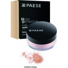 Fixáló púder (matt hatás) - High Definition Loose Powder - Paese - 15 gr - Nr. 02