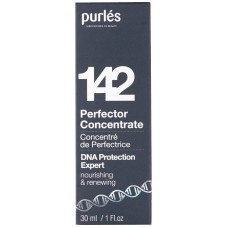 Concentrat Hidratant - 142 Perfector Concentrate - DNA Protection Expert - Purles - 30 ml