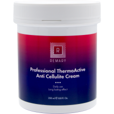 Thermo krém anti fulling ügynökök szakmai - Professional ThermoActive Anti Cellulite Cream - Remary - 250 ml