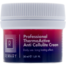 Professzionális cellulit elleni termoaktív krém - Professional ThermoActive Anti Cellulite Cream - Remary - 30 ml