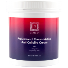 Professzionális cellulit elleni termoaktív krém - Professional ThermoActive Anti Cellulite Cream - Remary - 500 ml