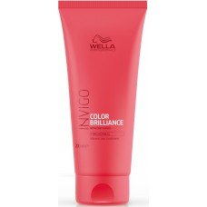 Kondicionáló finom haj/normál, festett - Vibrant Color Conditioner - Fine - Invigo Brilliance - Wella - 200 ml