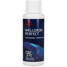 Antioxidáns szakmai - 9% (30VOL) - Creme Developer - Welloxon Perfect - Wella - 60 ml