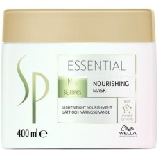 Álarcok - Mask - SP Essential - Wella - 400 ml
